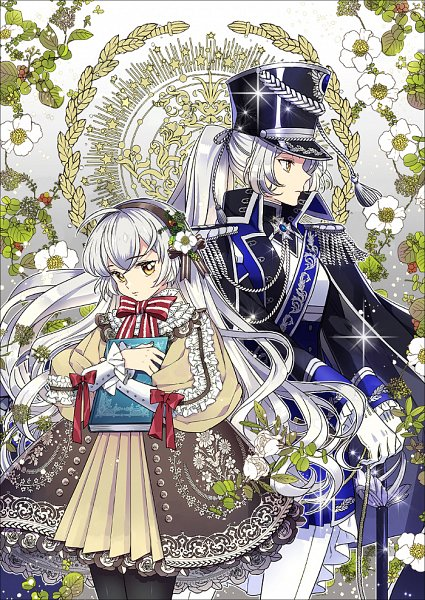 Tags: Anime, The Abandoned Empress, Aristia, Artist Request