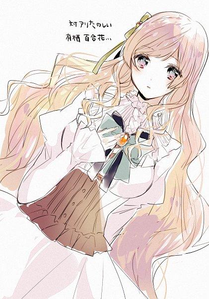 Tags: Anime, Pixiv Id 15019173, Taishou x Alice, Arisu Yurika, Fanart, 有栖 百合花