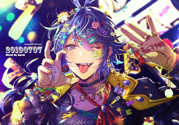 Tags: Anime, Pixiv Id 27990544, Hypnosis Mic -Division Rap Battle-, Arisugawa Dice, Pixiv