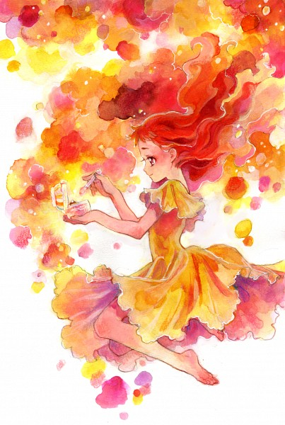 Tags: Anime, Pixiv Id 384298, Kirakira☆Precure a la Mode, Arisugawa Himari, Mobile Wallpaper, Fanart From Pixiv, Pixiv, Fanart
