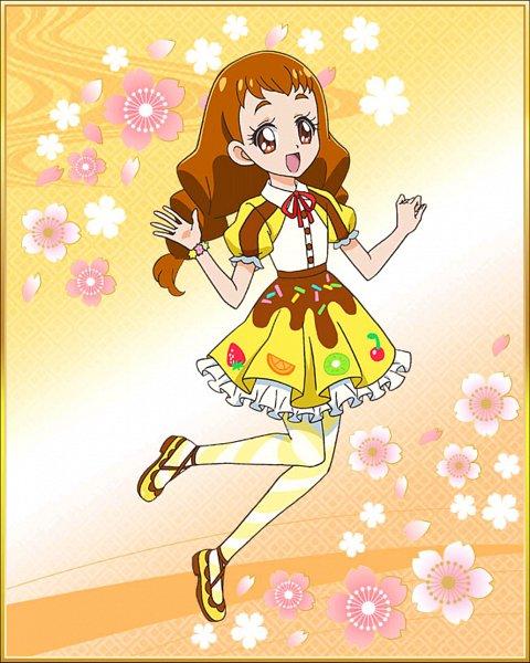 Tags: Anime, Kirakira☆Precure a la Mode, Arisugawa Himari, Official Art