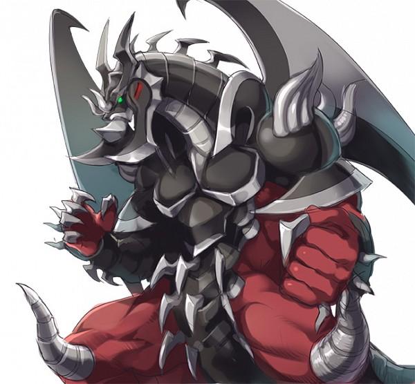 Armed Dragon LV10 - Yu-Gi-Oh! GX
