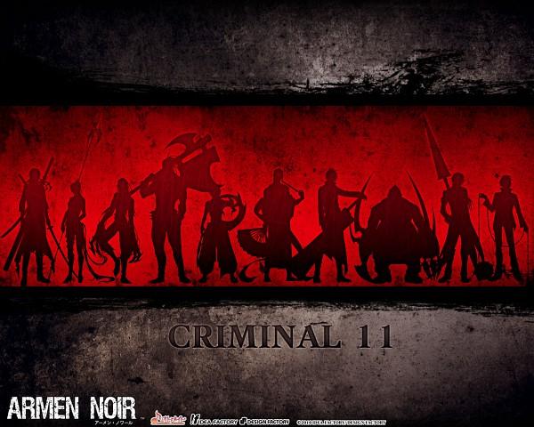 Tags: Anime, Ike (Artist), IDEA FACTORY, Armen Noir, Knives (character), Wallpaper, Official Art, Official Wallpaper
