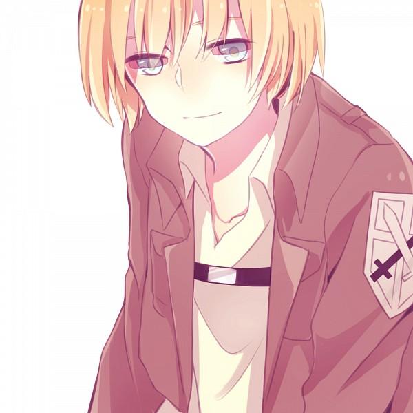 Tags: Anime, Pixiv Id 3617071, Attack on Titan, Armin Arlert, Pageboy Haircut, Pixiv