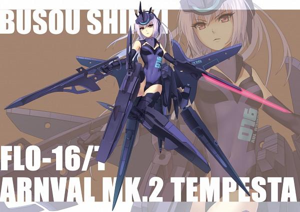 Tags: Anime, Mismi, Busou Shinki, Arnval, Mecha Musume