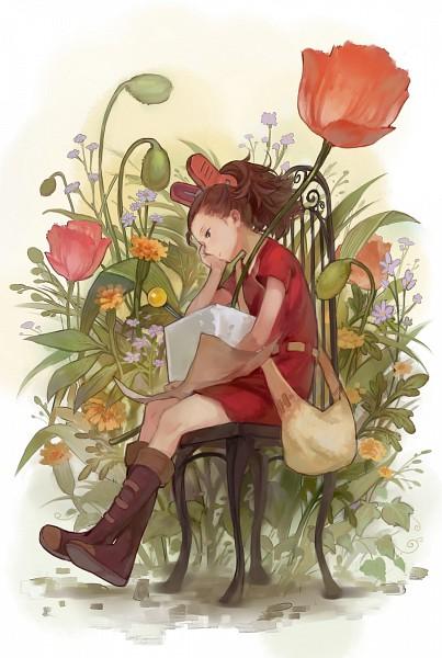 Arrietty - Karigurashi no Arrietty