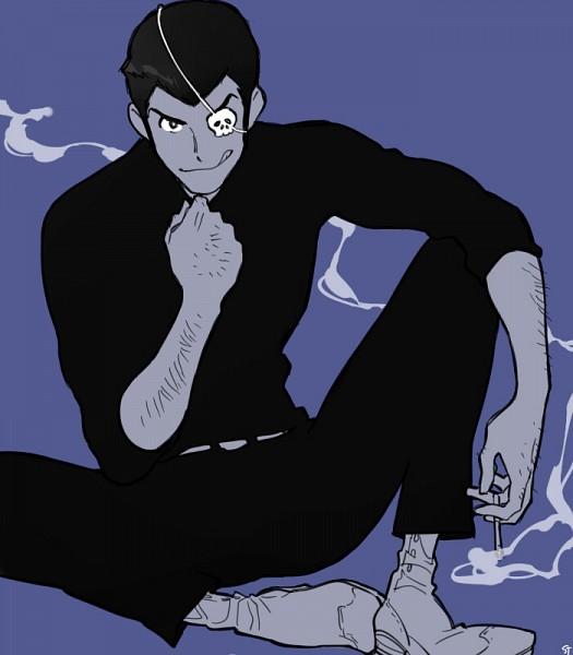 Tags: Anime, Toujou Sakana, Lupin III, Arsene Lupin III, Pixiv, Fanart