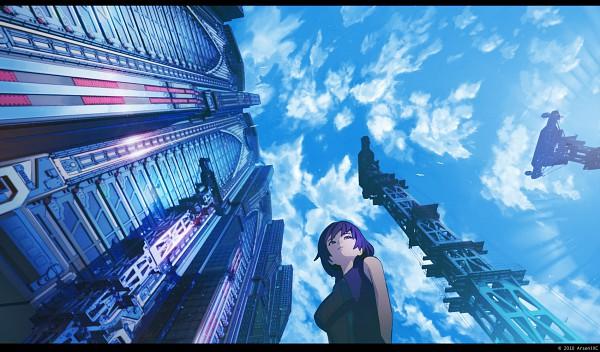 Tags: Anime, ArseniXC, Citadel, deviantART, Pixiv, Original