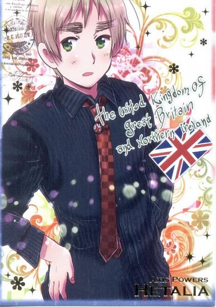 Tags: Anime, Himaruya Hidekaz, Axis Powers: Hetalia, ArteStella, United Kingdom, Mobile Wallpaper