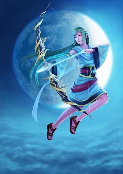 Artemis (Mythology) - Greek Myths