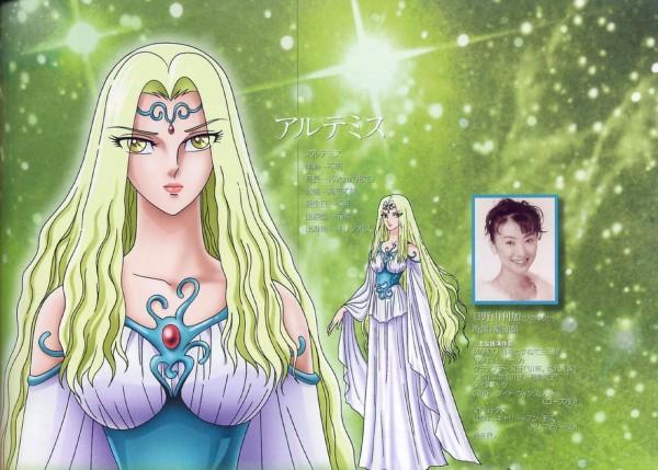 Tags: Anime, Saint Seiya, Artemis (Saint Seiya)