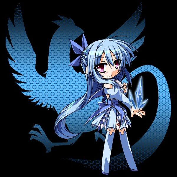 Tags: Anime, Pixiv Id 465582, Pokémon, Articuno, Bridal Gauntlets, Eyebrows On Hair, Legendary Pokémon