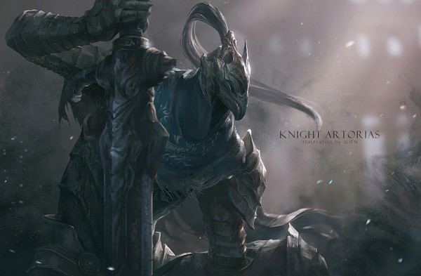 Artorias the Abysswalker - Dark Souls