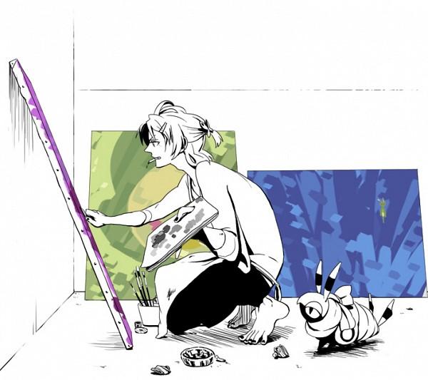 Arty (Pokémon) (Burgh (pokemon)) - Pokémon