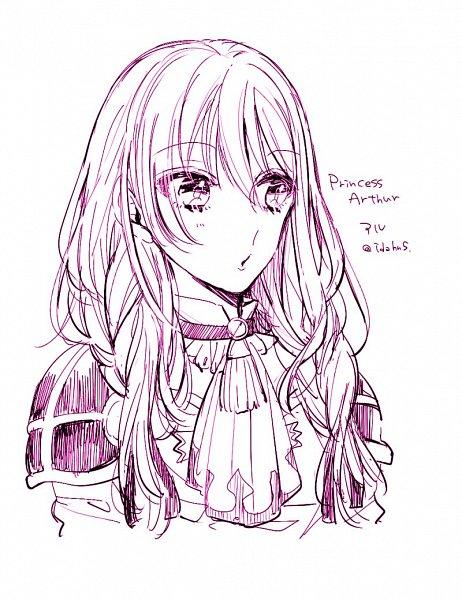 Tags: Anime, Ida (Pixiv864262), Princess Arthur, Aru (Princess Arthur), Fanart