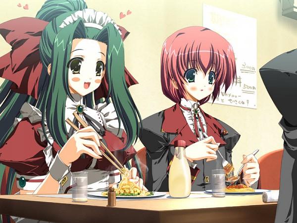Tags: Anime, Aruji no Tame ni Kane wa Naru