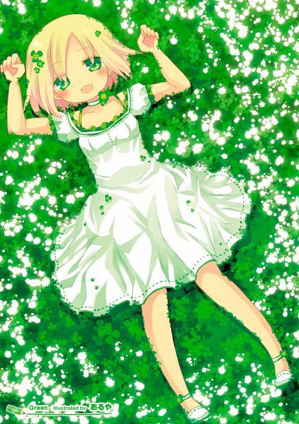 Tags: Anime, Aruya, Girls Girls Girls! 8 -Colorful Girls-, Pixiv, Scan