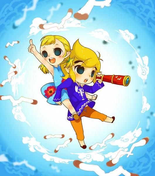 Aryll - Zelda no Densetsu