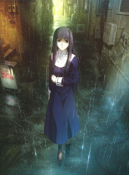 Asagami Fujino - Kara no Kyoukai
