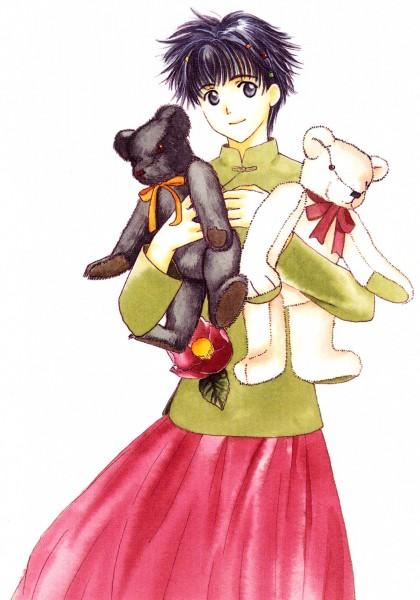 Tags: Anime, CLAMP, Suki Dakara Suki, CLAMP South Side, Asahi Hinata (Suki), Official Art