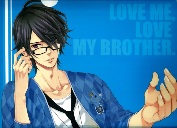Tags: Anime, Udajo, IDEA FACTORY, BROTHERS CONFLICT, Asahina Azusa, Scan, Wallpaper, Official Art, Official Wallpaper