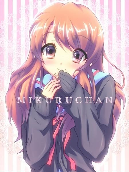 Tags: Anime, Pixiv Id 3350938, Suzumiya Haruhi no Yuuutsu, Asahina Mikuru