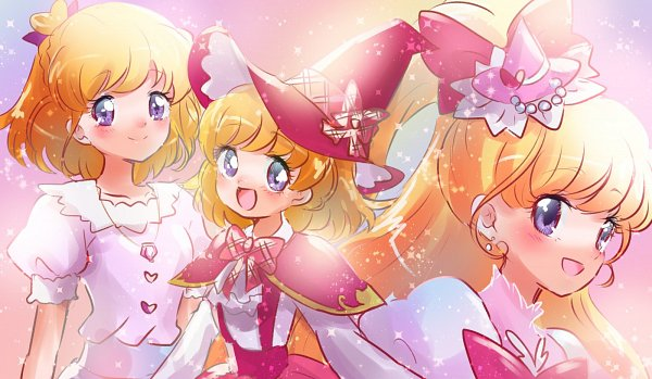 Tags: Anime, Pixiv Id 1706251, Mahou Tsukai Precure!, Asahina Mirai, Cure Miracle, Twitter, Fanart From Pixiv, Pixiv, Fanart