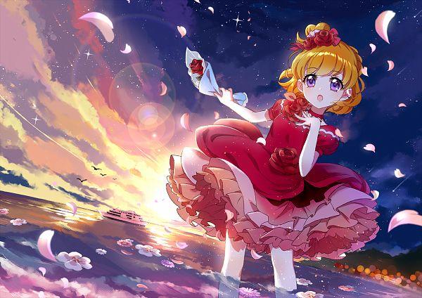 Tags: Anime, Xing, Mahou Tsukai Precure!, Asahina Mirai, Pixiv, Fanart, Fanart From Pixiv