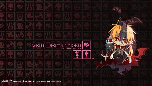 Tags: Anime, Kinami Yuki, Kazuki Yone, Glass Heart Princess, Asahina Tenma, Facebook Cover, Official Wallpaper, Wallpaper, HD Wallpaper, Official Art
