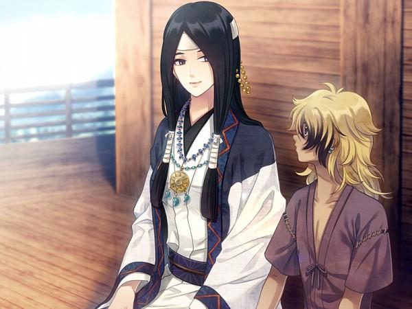 Tags: Anime, QuinRose, Asaki Yume Mishi, Kuira, CG Art, Character Request