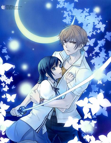 Tags: Anime, Asaki Yume Mishi, Iori Saya, Official Art