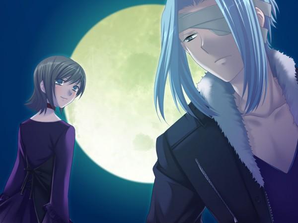 Tags: Anime, Asaki Yume Mishi, Iori Saya, Ichito, CG Art
