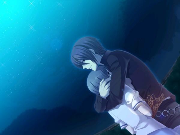 Tags: Anime, Asaki Yume Mishi, Iori Saya, Iori Shuuichirou, CG Art
