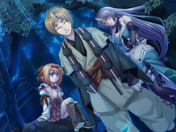 Tags: Anime, Asaki Yume Mishi, CG Art