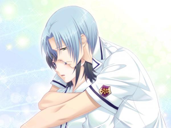 Tags: Anime, Asaki Yume Mishi, Iori Saya, Toshimitsu Takatora, CG Art