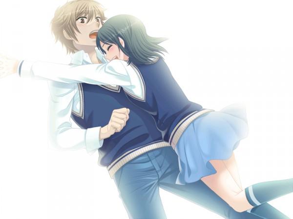 Tags: Anime, Asaki Yume Mishi, Iori Saya, Yaegaki Chihaya, CG Art