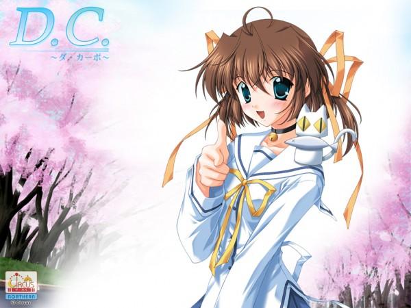 Tags: Anime, Da Capo, Utamaru (Da Capo), Asakura Nemu
