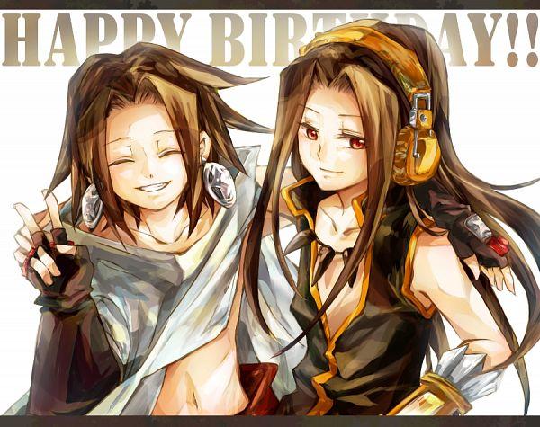 Asakura Twins - Shaman King