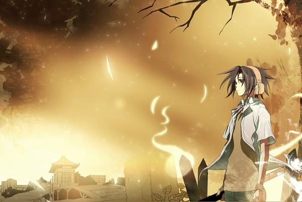 Tags: Anime, Msmoderato, Shaman King, Asakura Yoh, Pixiv, Fanart From Pixiv, Fanart