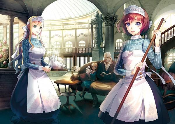 Tags: Anime, Asatani Tomoyo, Pixiv