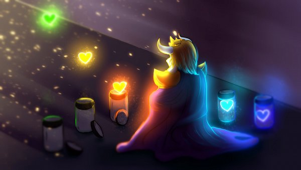 Tags: Anime, Undertale, Asgore Dreemurr, Wallpaper