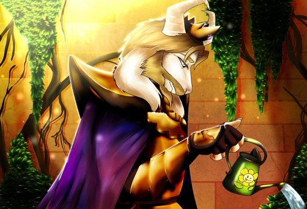 Tags: Anime, Gamblingfoxinahat, Undertale, Asgore Dreemurr