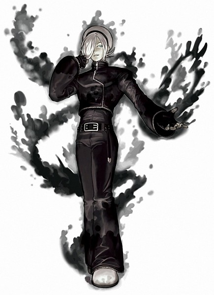 Tags: Anime, The King of Fighters, Ash Crimson