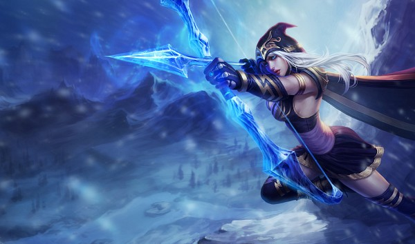 Ashe (League of Legends) - League of Legends
