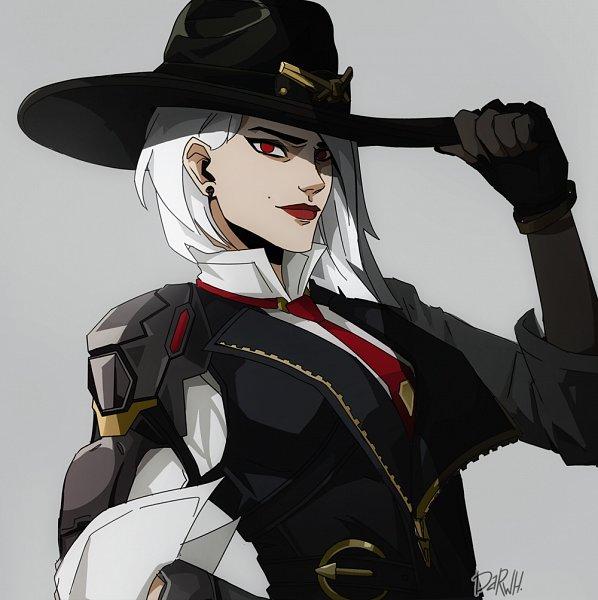 Ashe (Overwatch) - Overwatch