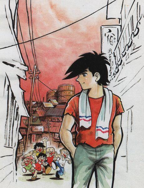Tags: Anime, Ashita no Joe, Yabuki Joe, Tange Danpei
