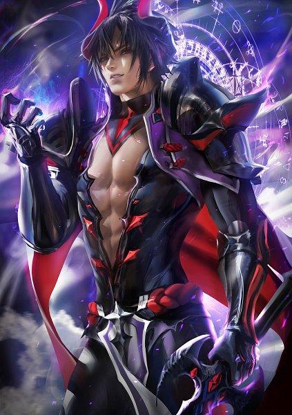 Tags: Anime, Sakimichan, Knights Chronicle, Ashley (Knights Chronicle), Patreon Reward, Paid Reward