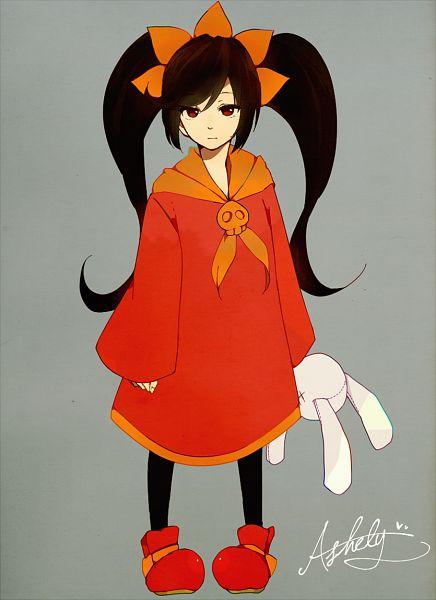 Tags: Anime, Conoe, Warioware, Ashley (Warioware), Mobile Wallpaper, Pixiv, Fanart, PNG Conversion