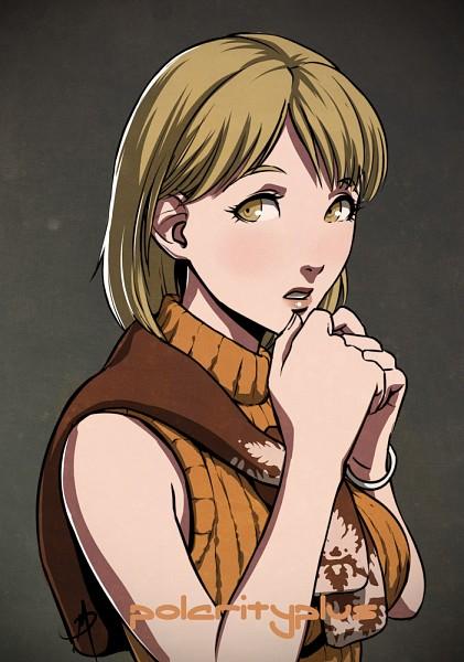 Tags: Anime, Polarityplus, Resident Evil, Resident Evil 4, Ashley Graham, Fanart, Fanart From DeviantART, deviantART
