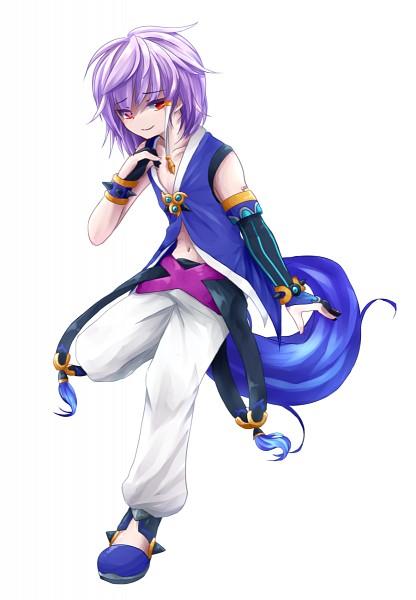 Tags: Anime, Grand Chase, Asin Tairin, Fanart